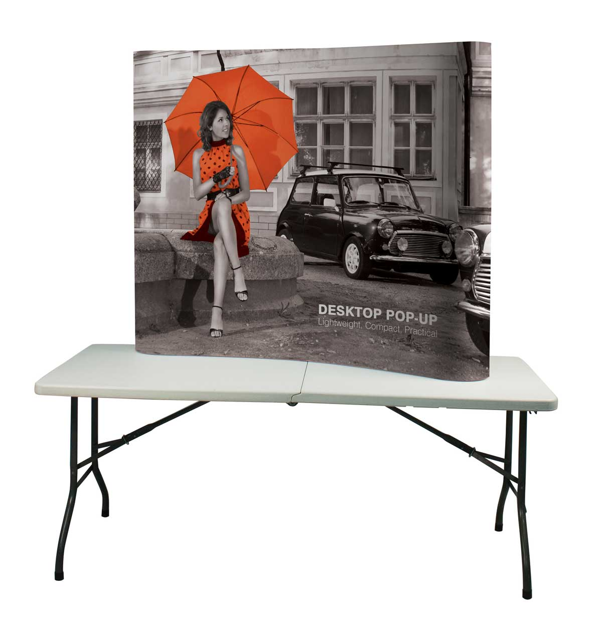 Exhibition Stand Table : Desktop pop up stands rgl displays ltd