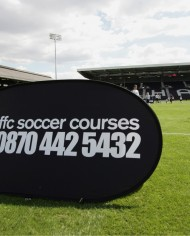 Fulham FC medium pop-up banner
