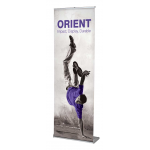 Orient 1200mm wide roller banners