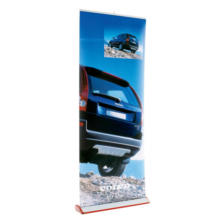 Quick screen 3 roller banners