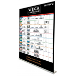 ERB1500 - 1.5m wide roller banners