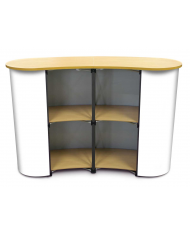Pop Up Counter – REAR wood