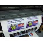 Inkjet printing onto Correx