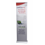 EBR600 - 60cm wide exhibition roller banners