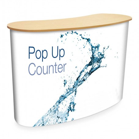 Exhibition Pop Up Counters