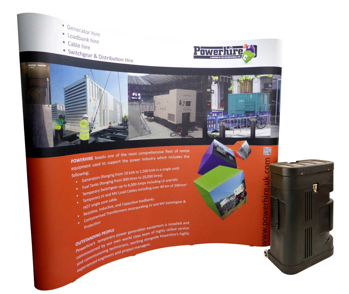 3x3 Exhibition Stand : Evolution quick pop up stands rgl