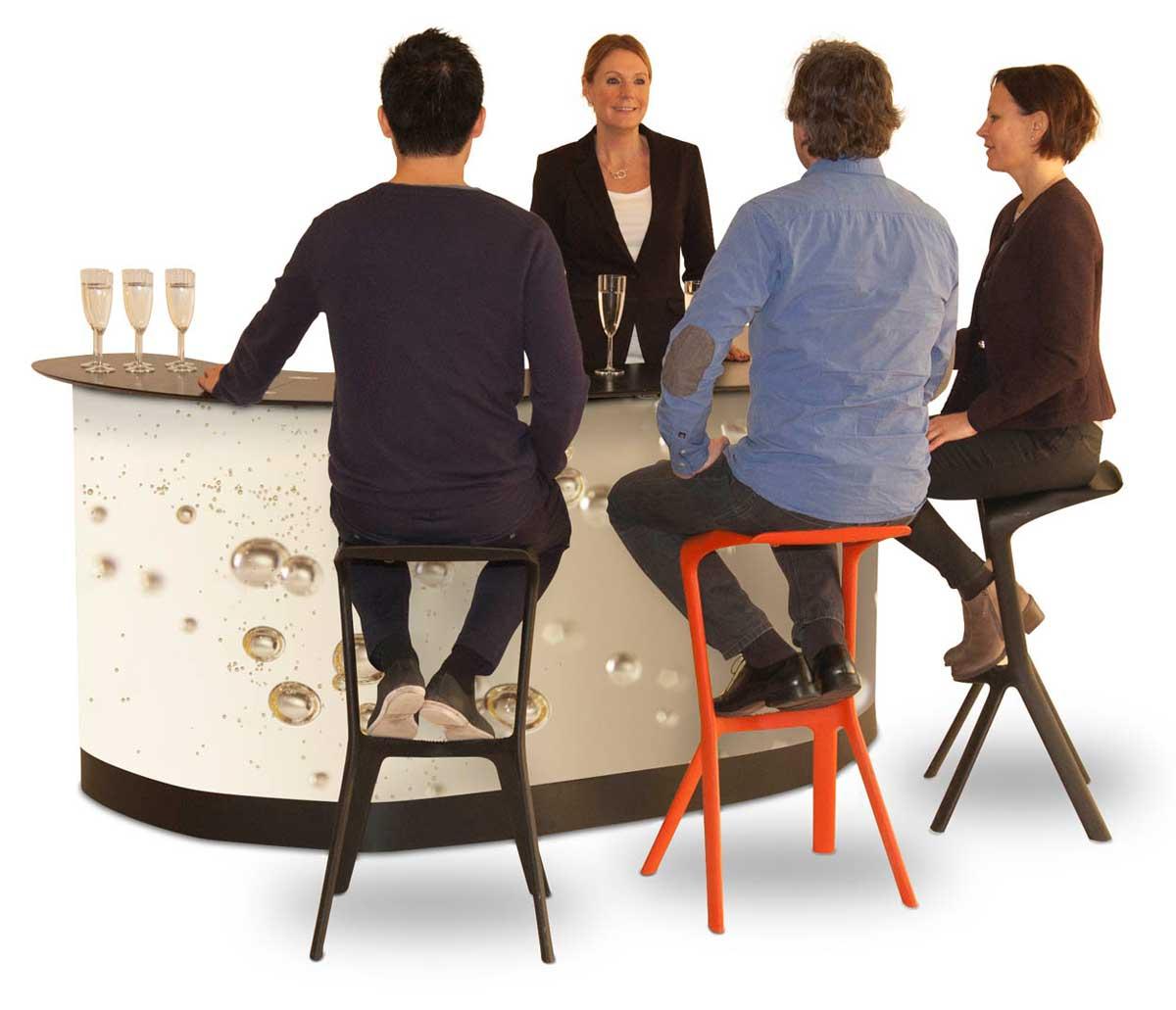 Portable Exhibition Counter : Expand xl exhibition desks rgl displays