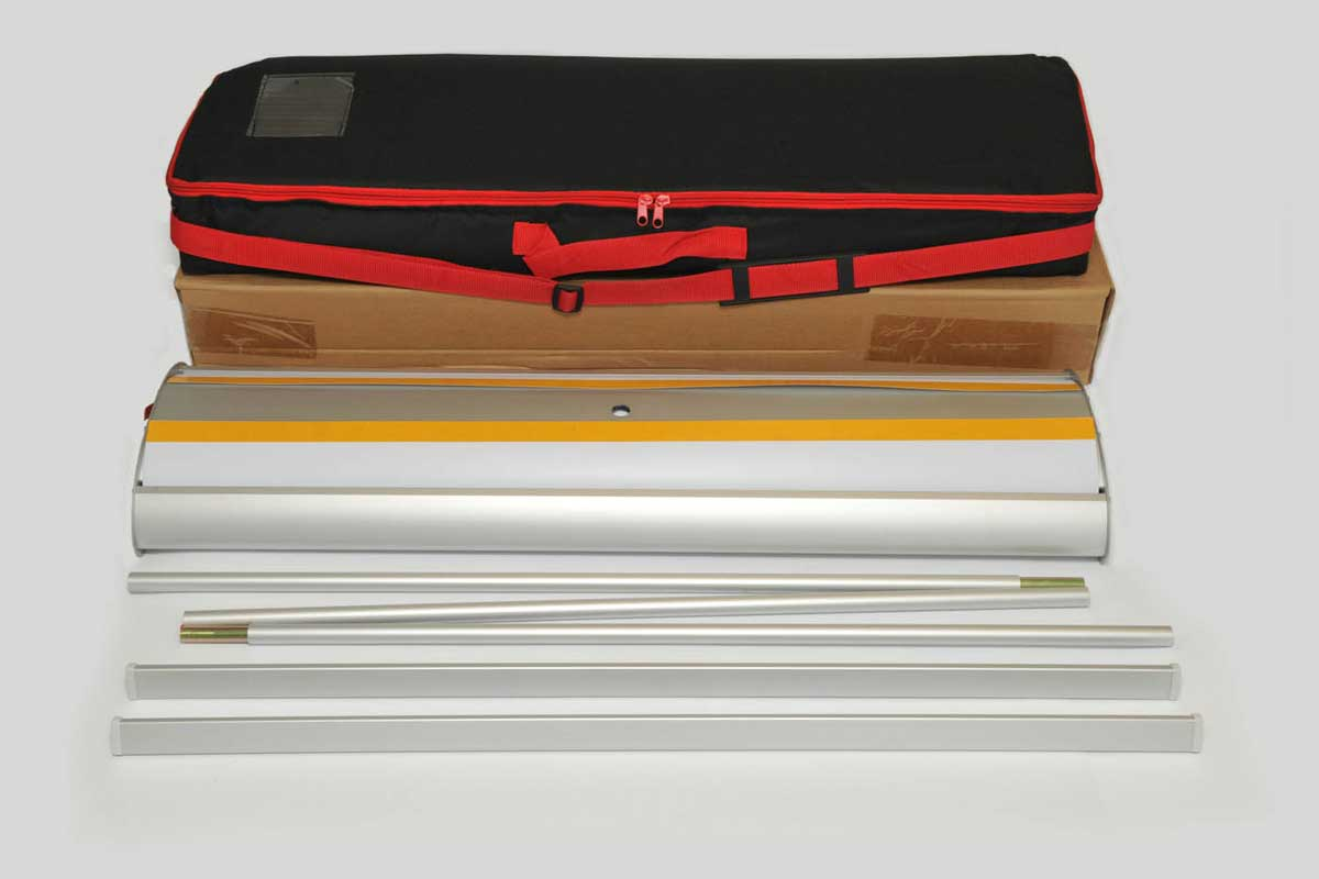 80cm Wide Roller Banners Erb800 Rgl Displays