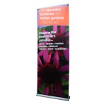 80cm wide roller banners