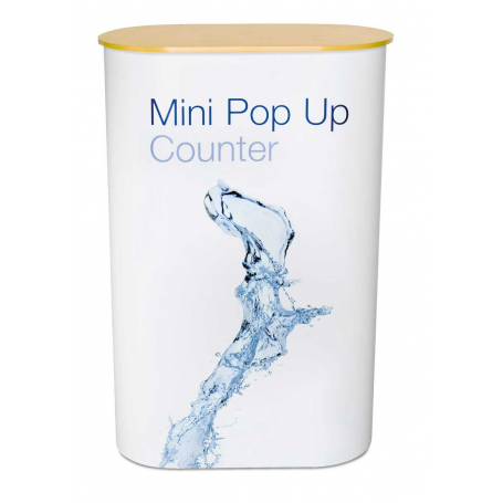 Mini pop up counters beach top