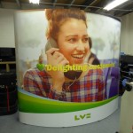 popup exhibition panels